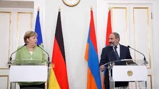 Важное заявление Меркель:  роль Армении