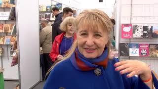 В Саратов на книжную ярмарку приехала Полина Дашкова