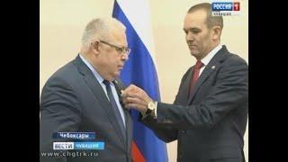Александр Иванов покинул пост министра образования и молодежной политики Чувашии