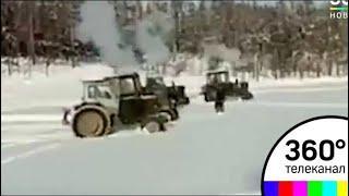 Снежные метели, ледяной дождь и шквалистые снегопады прогнозируют синоптики России