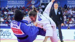 Чемпионат мира по дзюдо: день спортсменов из Азии