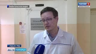 Посетители ночного клуба в Нарьян-Маре после большой дозы алкоголя оказались в больнице