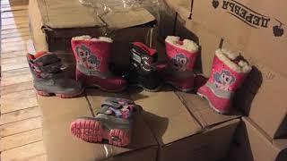 Ярославские таможенники выявили партию контрафактной обуви