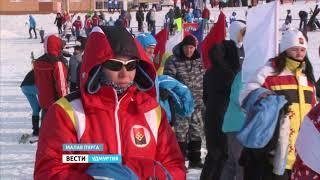 """""""Зрелище европейского уровня"""": о церемонии открытия 24-ых зимних сельских спортивных игр"""