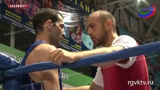 На чемпионате СКФО по боксу дагестанцы завоевали 5 золотых медалей