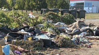 В Рузаевке с приходом «Ремондиса» мусора стало больше