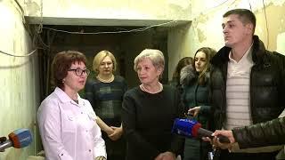 В Череповце продолжается реконструкция детской поликлиники №5