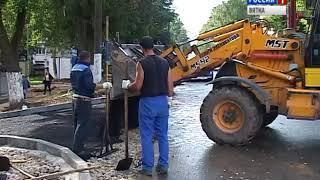 Муниципальный контроль проверил качество ремонта дорог(ГТРК Вятка)