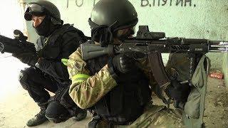 Росгвардия изнутри: офицеры пензенского СОБРа рассказали о своей службе