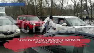 В Вологде вновь объявились лже-волонтёры