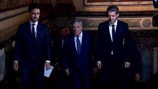 Лауреаты премии Европейского лидерства смотрят вперед…