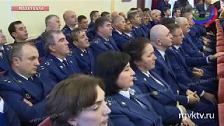 Дагестан с рабочим визитом посетил Генпрокурор России