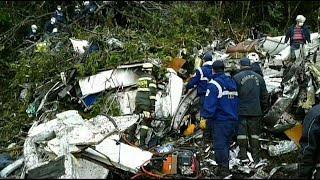"""Самолет с """"Шапокоэнсе"""" разбился из-за нехватки топлива"""