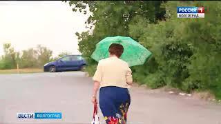 В Волгоградской области местами ожидаются грозы