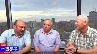 В эфире: Григорий Григорьев и Федор Ярков