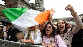 66,4% ирландцев проголосовали за либерализацию закона об абортах…