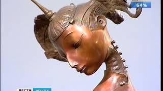 В Галерее современного искусства готовится мировая премьера — показ скульптур Даши Намдакова