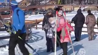 Массовые соревнования для любителей зимних видов спорта пройдут в Биробиджане(РИА Биробиджан)