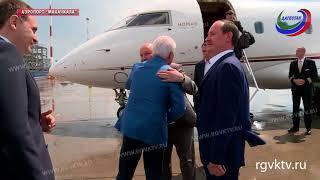 В Дагестан  прибыл министр  по делам Северного Кавказа Сергей Чеботарев