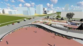 Югорчане представили проекты города будущего