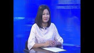Гость в студии - Министр культуры Бурятии, Соелма Дагаева