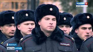 В Барнауле открыли памятник Петру Первому