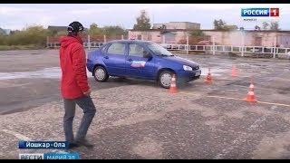В Йошкар-Оле инструкторы ДОСААФ оказались на месте своих учеников