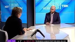 ИНТЕРВЬЮ: Е. Жвакин о грязи на улицах Красноярска