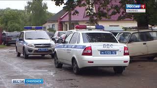 Смолянские строители угнали и разбили авто жителя столицы