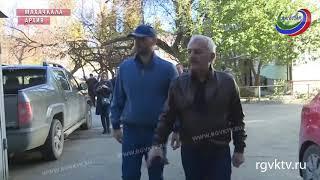 Задержан и.о. мэра Махачкалы Абусупьян Гасанов