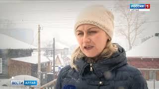 За ночь в Барнауле выпала месячная норма осадков