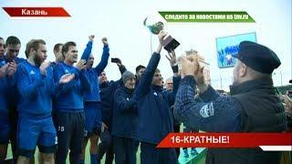 Триумф хоккея на траве Татарстана: женская и мужская команды стали лучшими в России | ТНВ