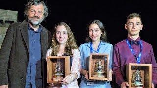 Кларнетист из Югры стал лауреатом фестиваля Эмира Кустурицы