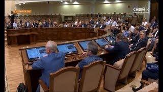 В Ставропольском крае проходит Всероссийское совещание по промышленным кластерам