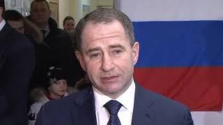Полпред президента в ПФО Михаил Бабичпроголосовал в Нижнем Новгороде