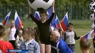 Рыбинский район отметил День рождения
