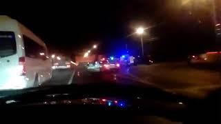 Последствия смертельного ДТП на трассе в Тверской области