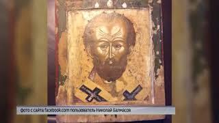 У ярославского реставратора украли редкие иконы 17 века
