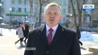 Андрей Ищенко, депутат Законодательного собрания Приморского края