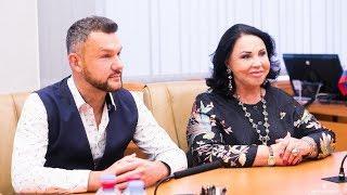 Русской песней югорчан поздравила Надежда Бабкина