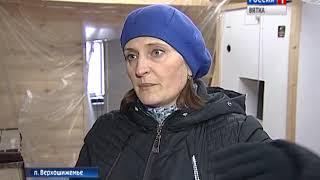 В Верхошижемье готовится к открытию обновленный краеведческий музей(ГТРК Вятка)