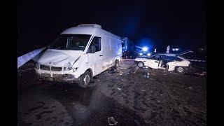 6 мая на Одесской трассе произошло ДТП с участием трех автомобилей  «Девятка» протаранила сразу два