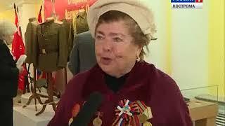 Костромских ветеранов и их родных поздравили с наступающим 9 мая