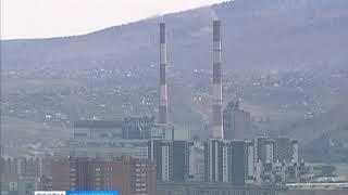 Владимир Путин назвал Красноярск одним из грязнейших городов России