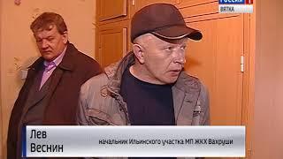 В селе Ильинском Слободского района больше десяти лет не могут отремонтировать крышу (ГТРК Вятка)