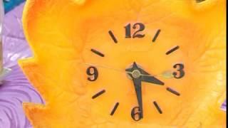 Выездная выставка старинных часов