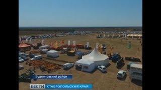 Аграрии Ставрополья собрались на свой главный праздник