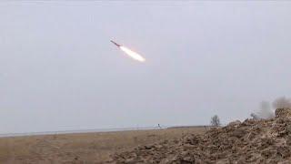 """Украина провела испытания противокорабельного комплекса """"Нептун""""…"""