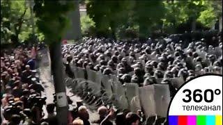 """""""Бархатную"""" революцию в Армении объявили лидеры оппозиции страны - МТ"""
