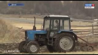 В РА готовятся к весенне-полевым работам
